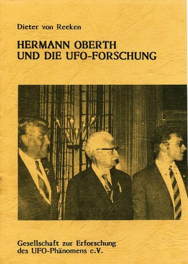 Hermann Oberth und die UFO-Forschung