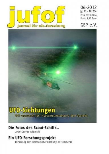 JUFOF Nr. 204 (06/2012)
