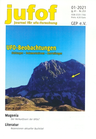 JUFOF Nr. 253 (1/2021)
