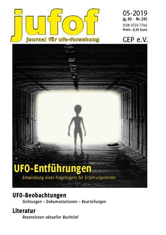 JUFOF Nr. 245 (5/2019)
